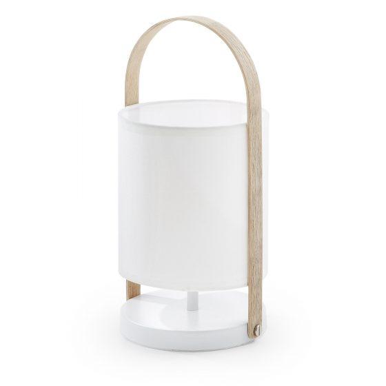 Comprar-lámpara-de-mesa-blanca-diseño