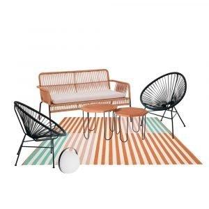 Conjunto de muebles para exterior dindonliving