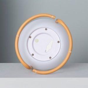 Lámpara exterior portátil con asa amarilla Alcor-dindonliving-137122-05